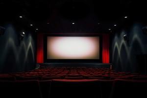 Salle de projection - Cinéma Paradisio